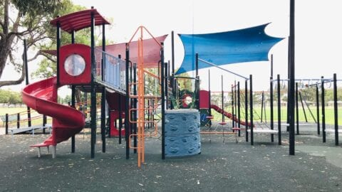 Ashfield Reserve Play Space