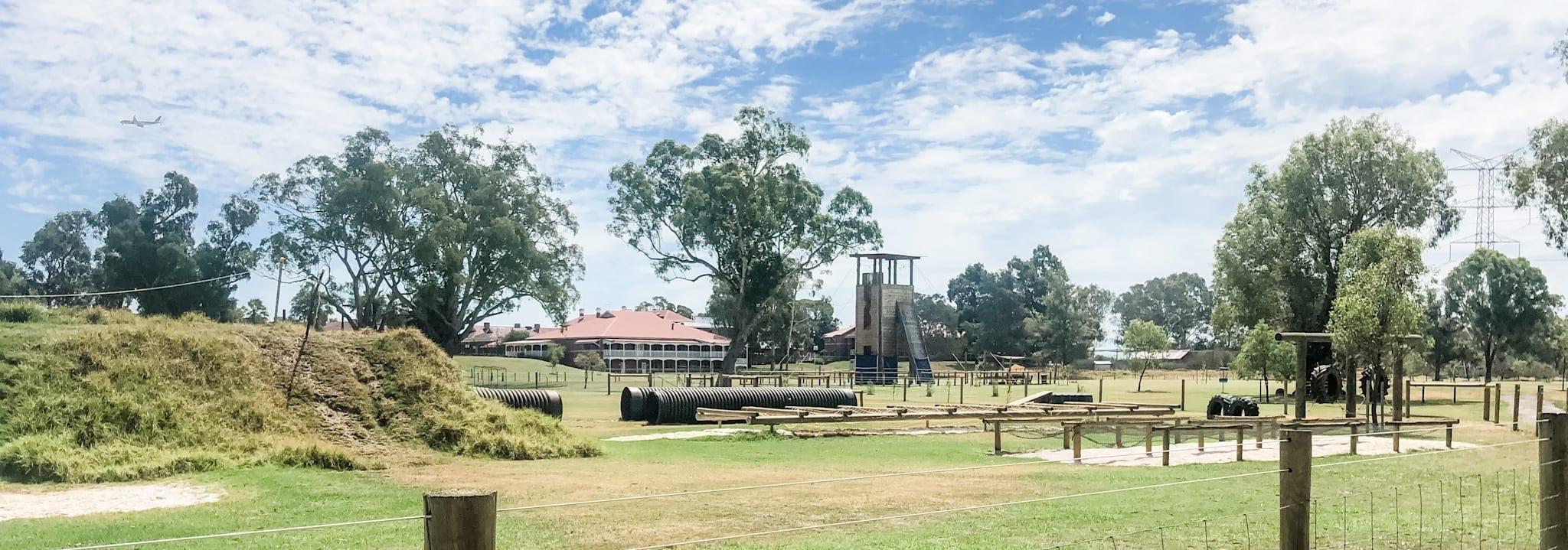 Swan valley Adventure Centre Commando Course