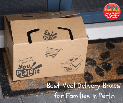 Food Box and Meal Delivery Services in Perth