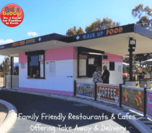 Family Friendly Perth Restaurants & Cafes Offering Take Away