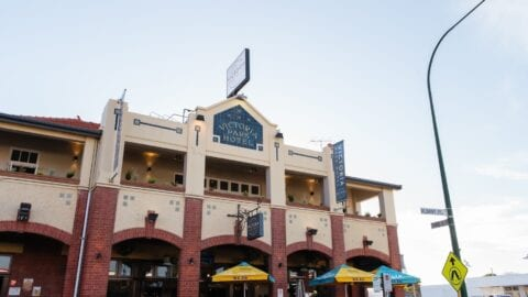 Victoria Park Hotel, Vic Park