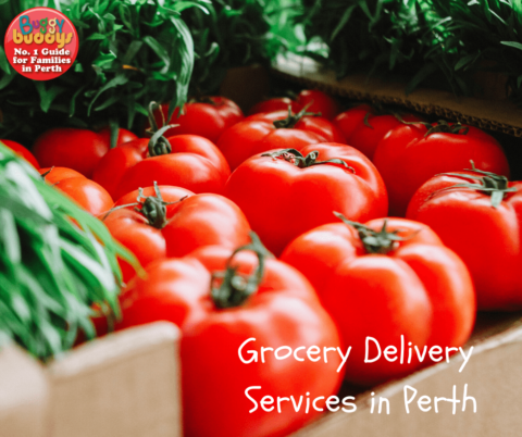 Online Grocery Delivery Services in Perth