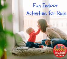 40 Fun Indoor Activities for Kids at Home