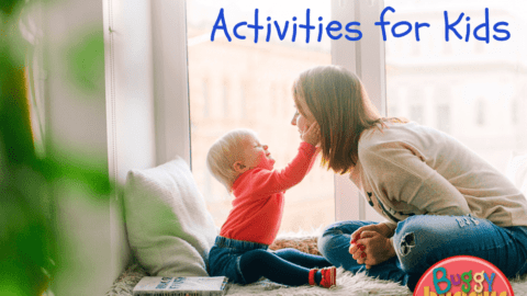 40 Fun Indoor Activities for Kids at Home