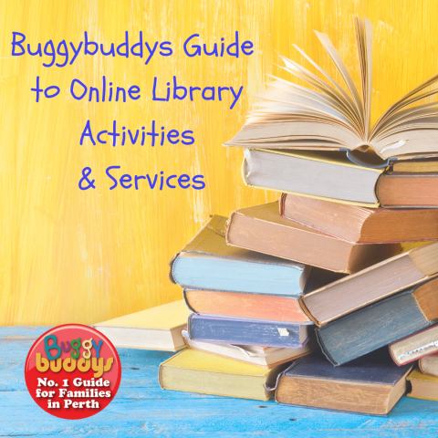 Online Library Activities & Services During COVID-19