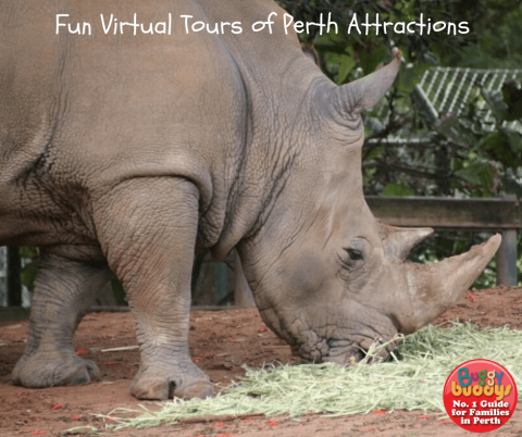 Virtual Tours of Perth and WA Attractions