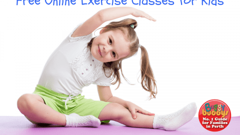 Free Online Exercise Classes for Kids