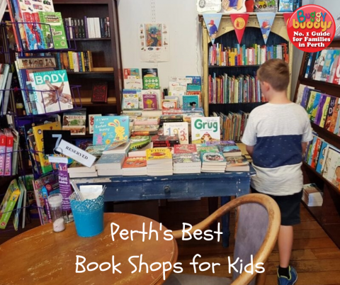 Best Book Shops for Kids in Perth