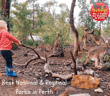 National Parks and Regional Parks in Perth