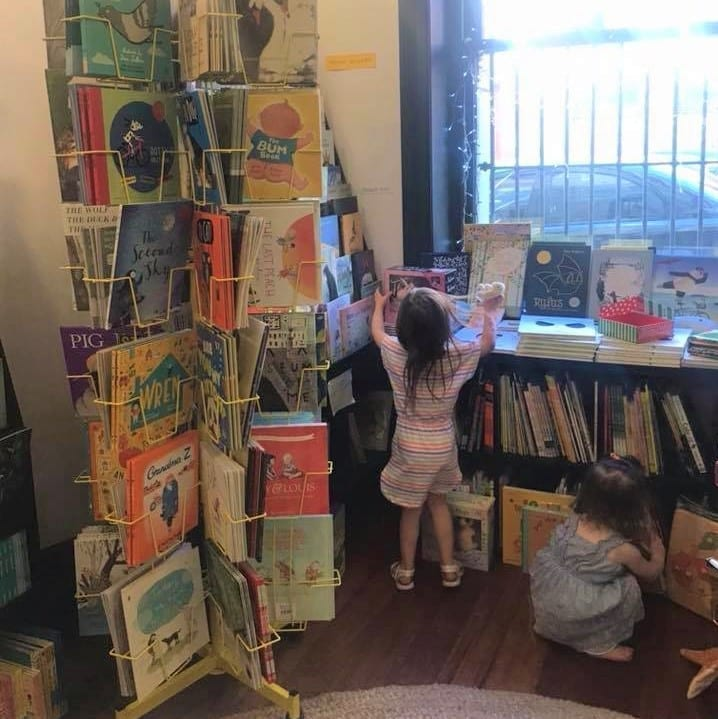 best bookshops for kids in Perth