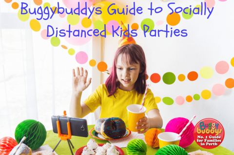 COVID-Safe Kids Birthday Parties in Perth