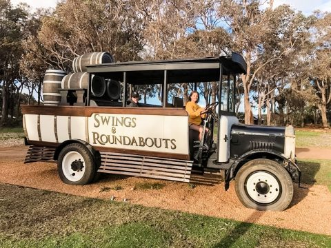 Swings and Roundabouts, Margaret River