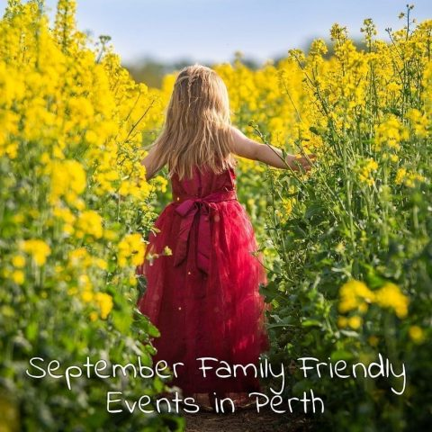 September Family Friendly Events in Perth