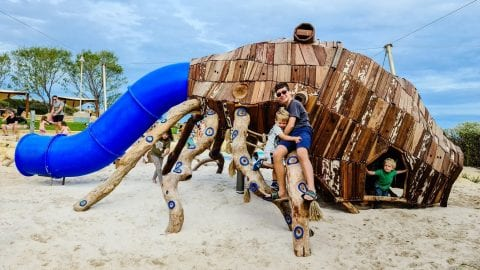 Floreat Beach Playspace