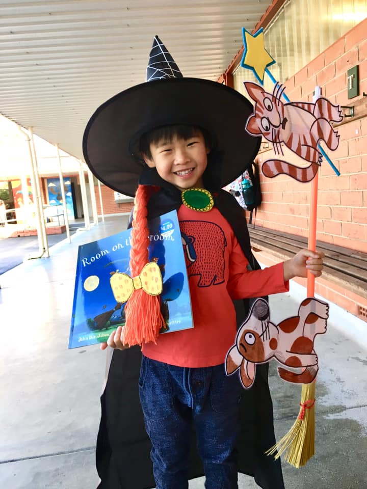 Room on the Broom Book Week Costume