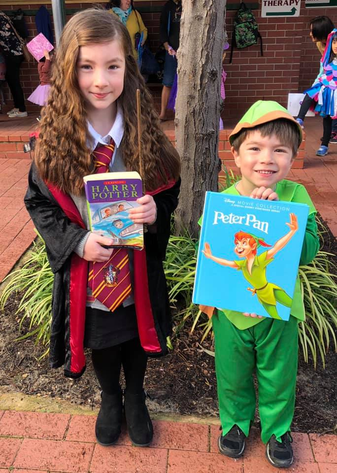 Book Week Peter Pan Costume