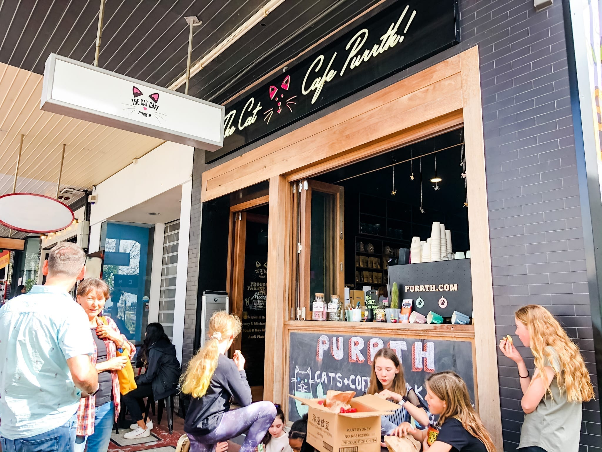 The Cat Cafe Perth