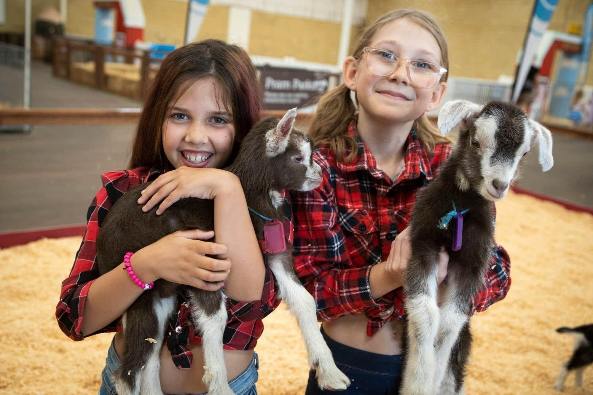 Spring Farm Fair, Claremont Showground