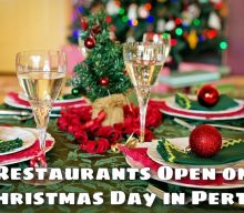 Restaurants Open on Christmas Day in Perth