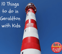 10 Things to do with Kids in Geraldton