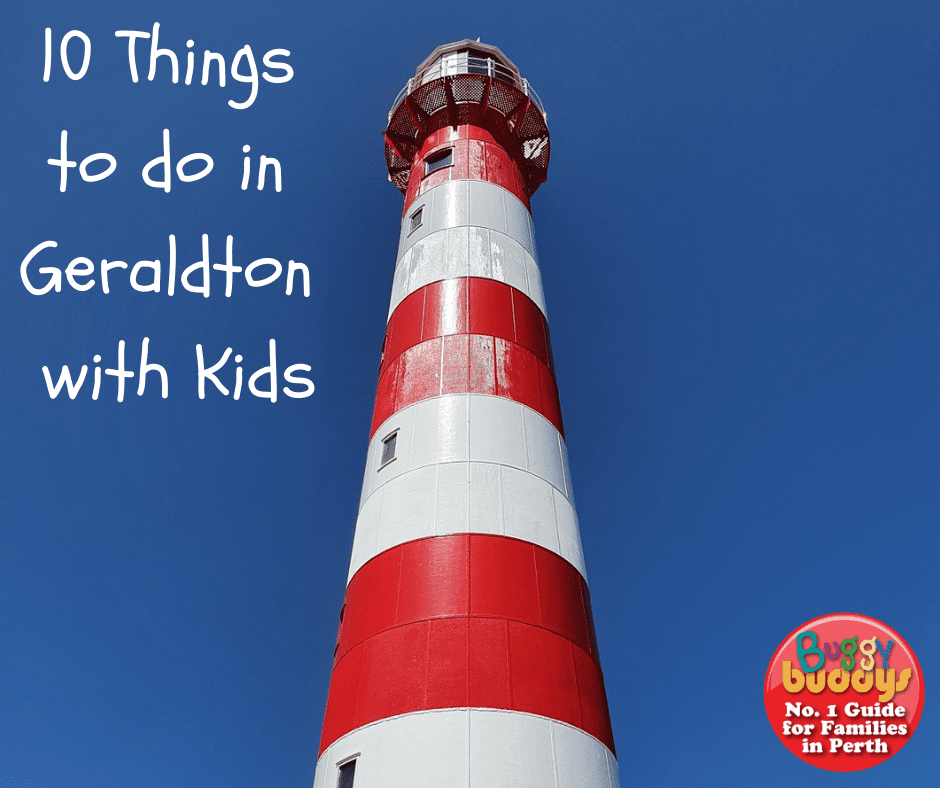 Things to do with Kids in Geraldton