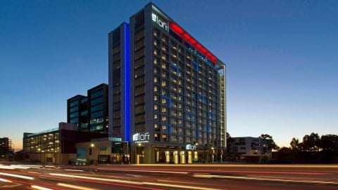 Aloft Perth Review