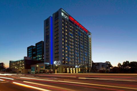 Aloft Perth Review