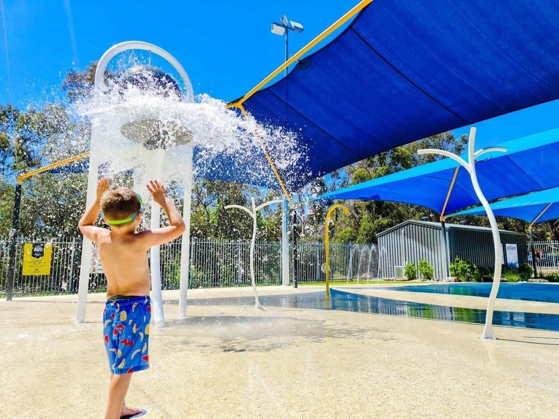Claremont Aquatic Centre, Claremont