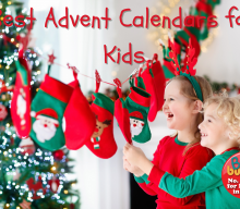 Best Non-Chocolate Advent Calendars for Kids