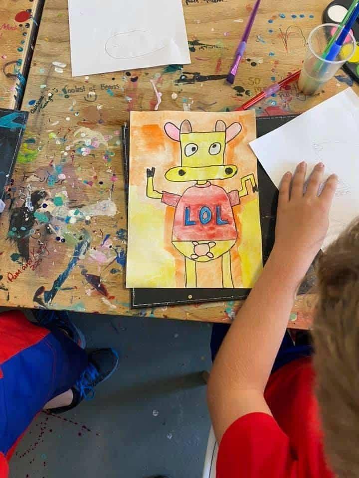 Creative Soul Sessions - Art Class