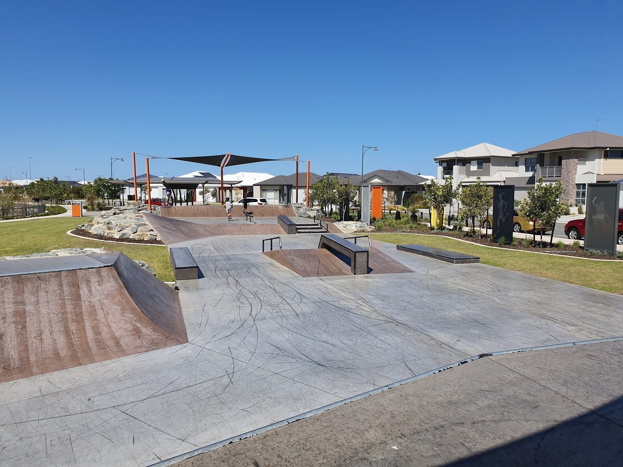 Harrisdale Skate and Scooter Park