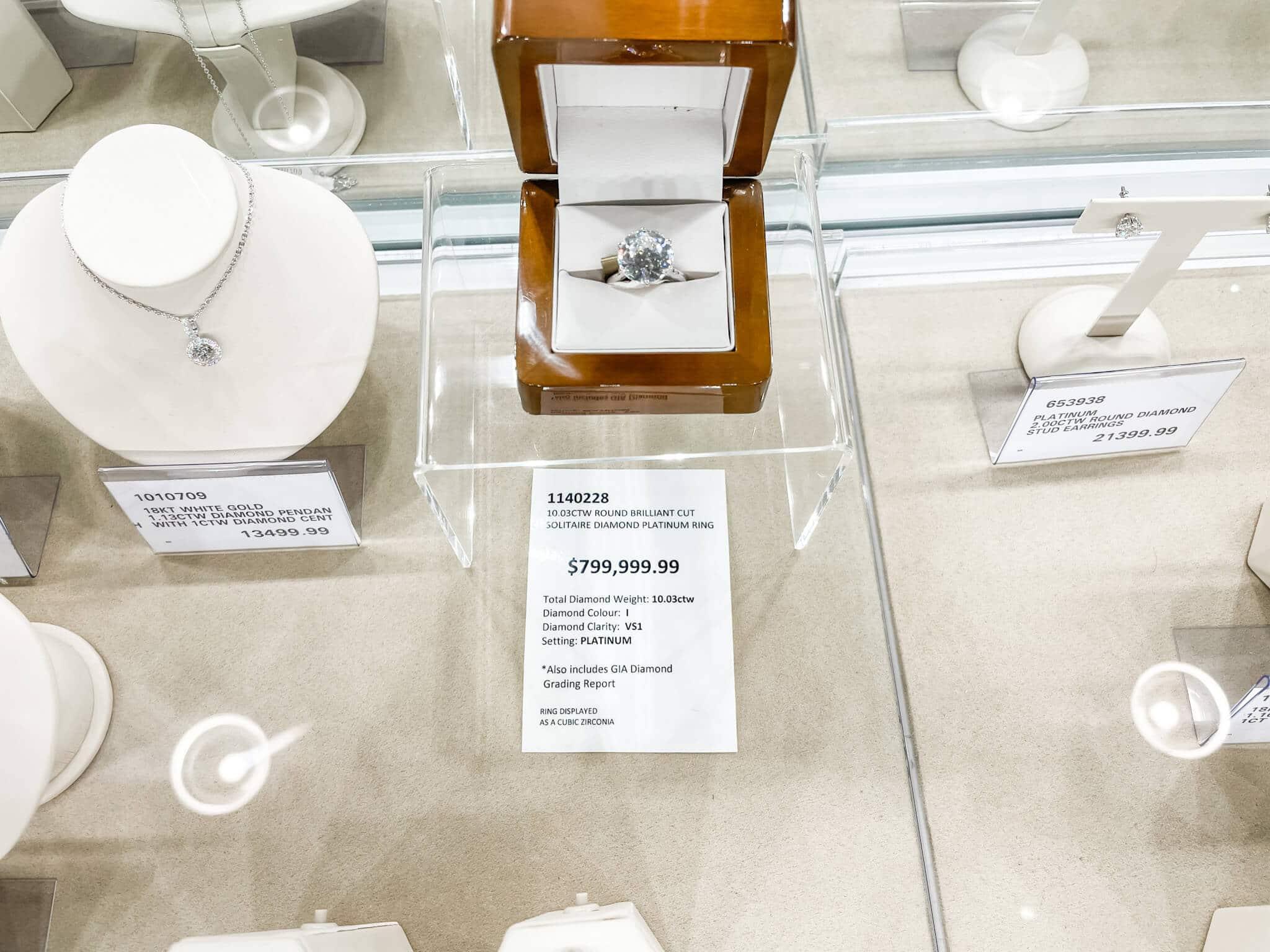 Costco Perth $800k ring