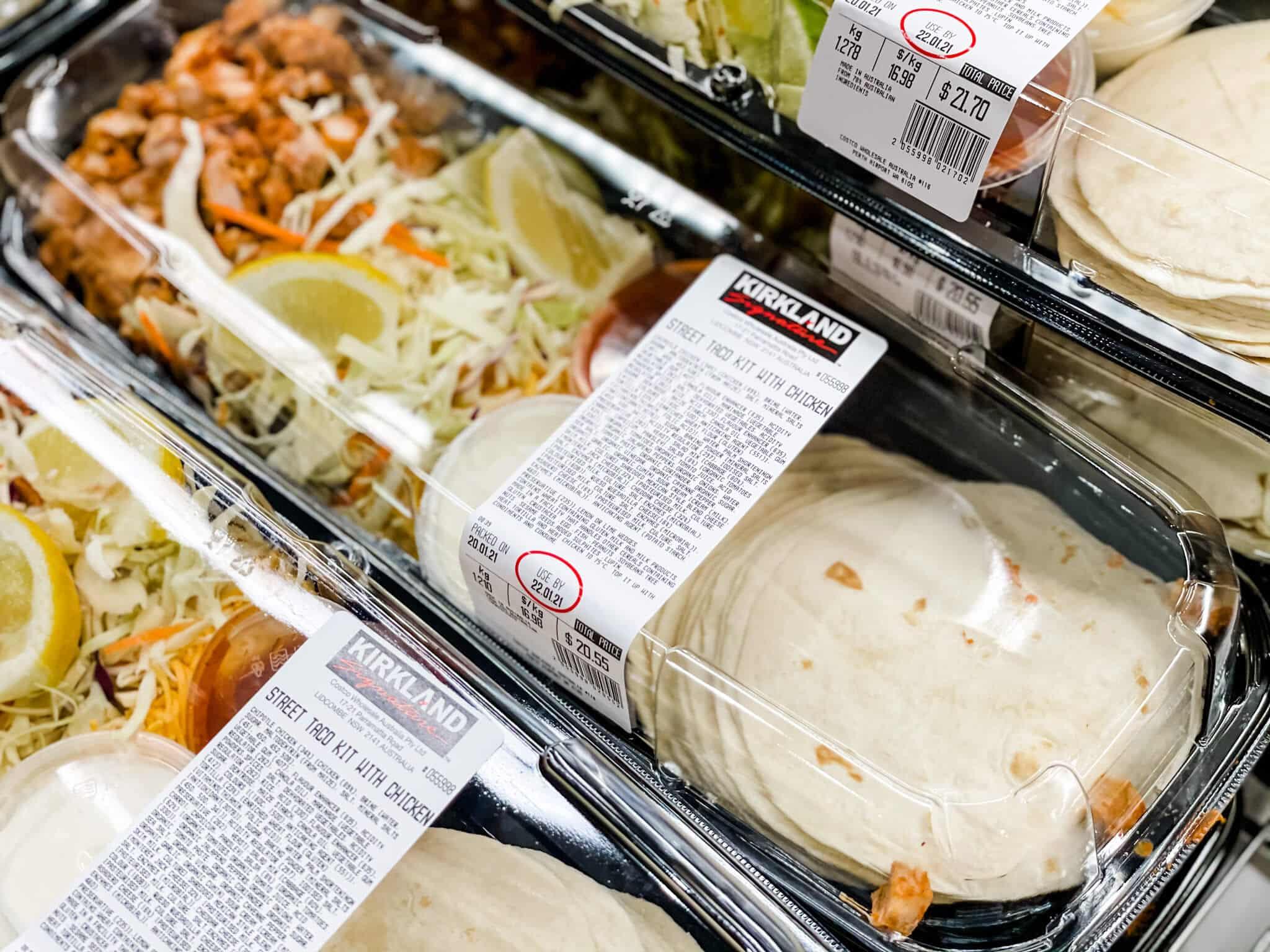 Costco Perth Taco Kit