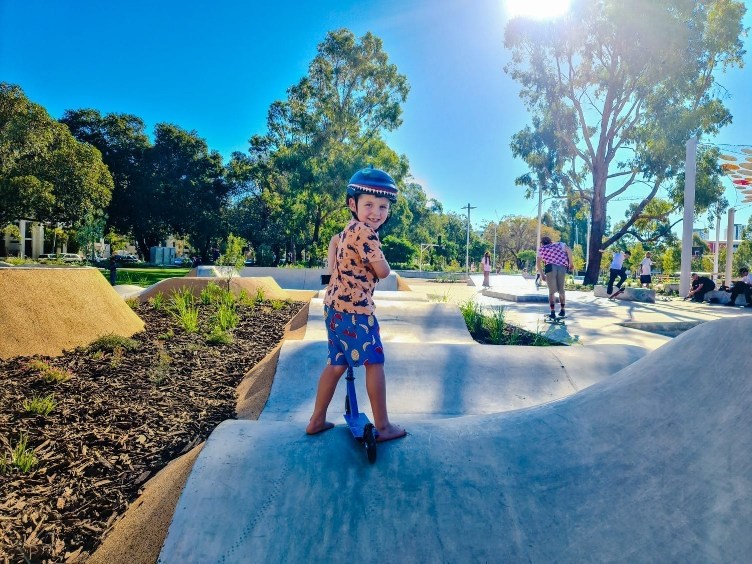 Wellington Square Playground East Perth