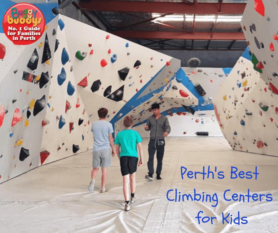 Rock Climbing Centers
