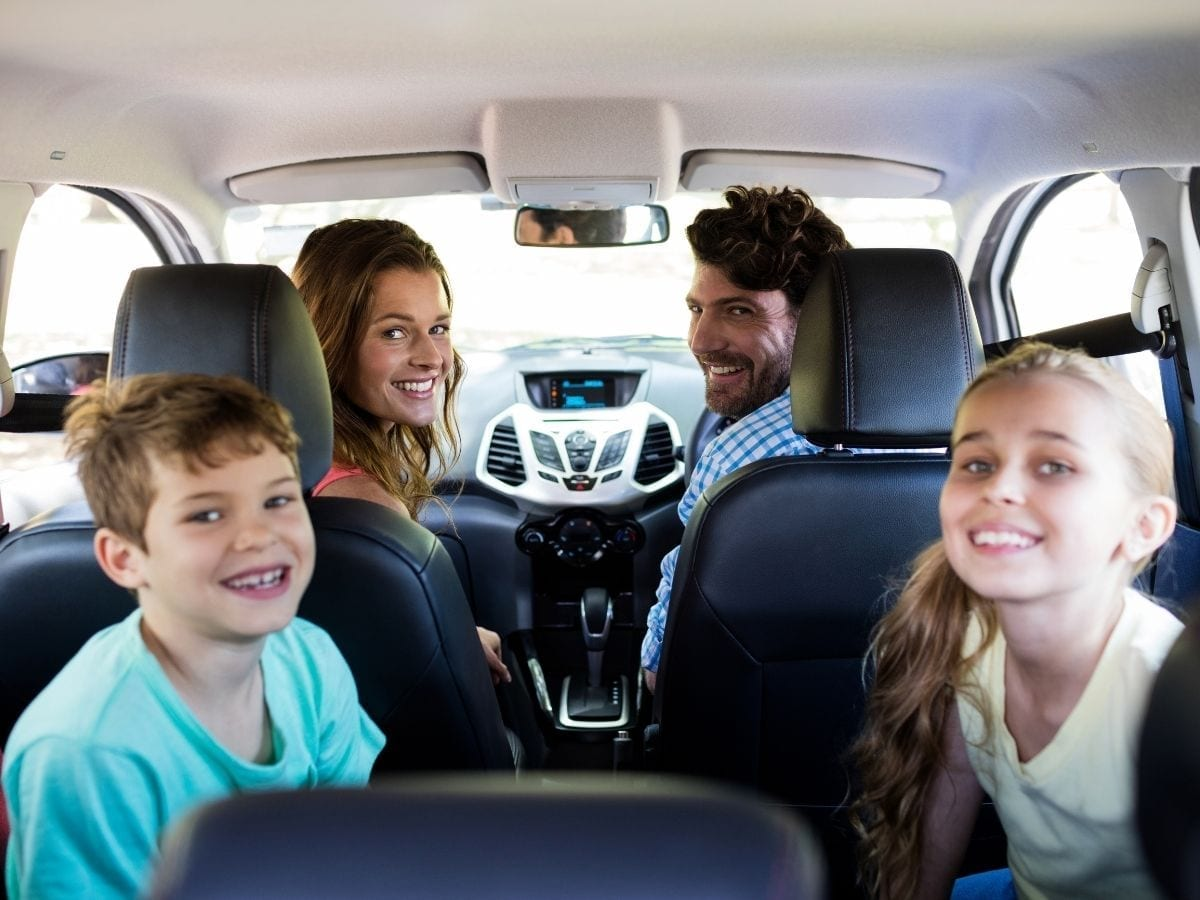 Three Things to Look For in a Family Car