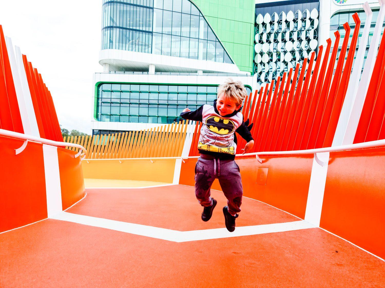 The Kids' Bridge, Perth Children's Hospital