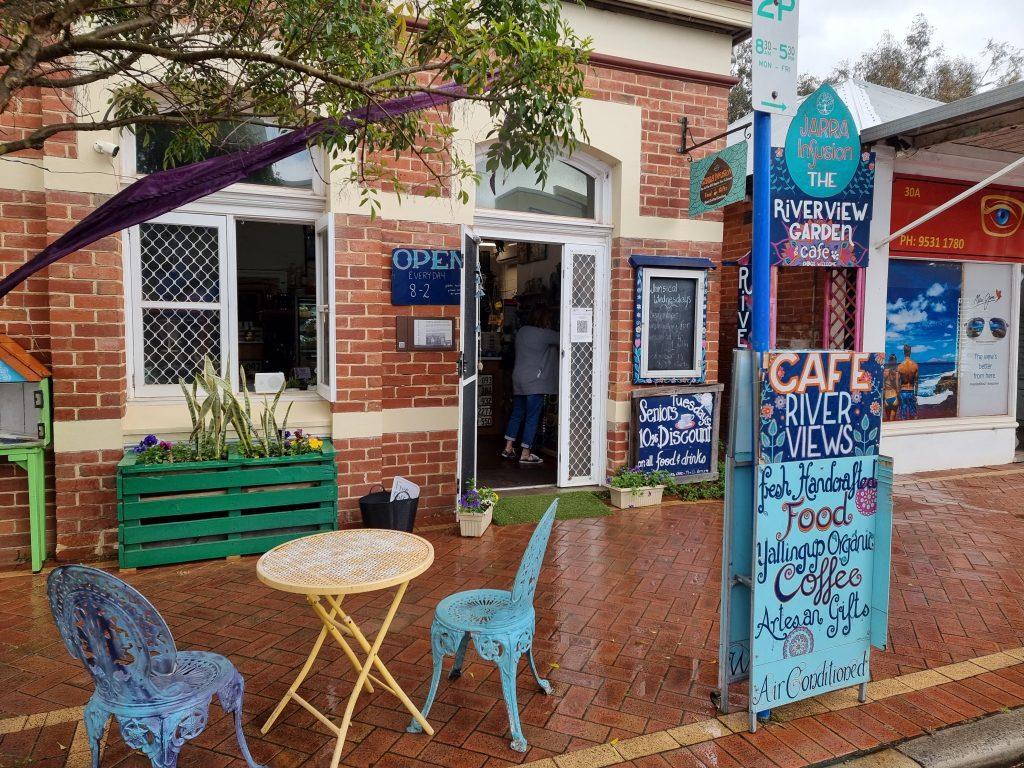 Jarrah Infusion Café