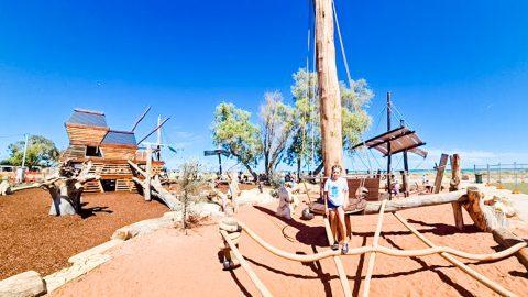 Jurien Bay Foreshore Playground
